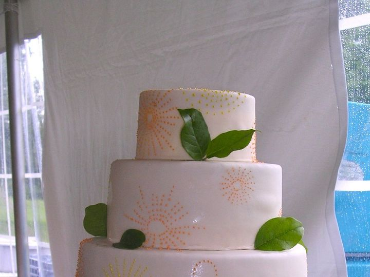 Tmx 1339169386546 Serena Hillsborough, NC wedding cake