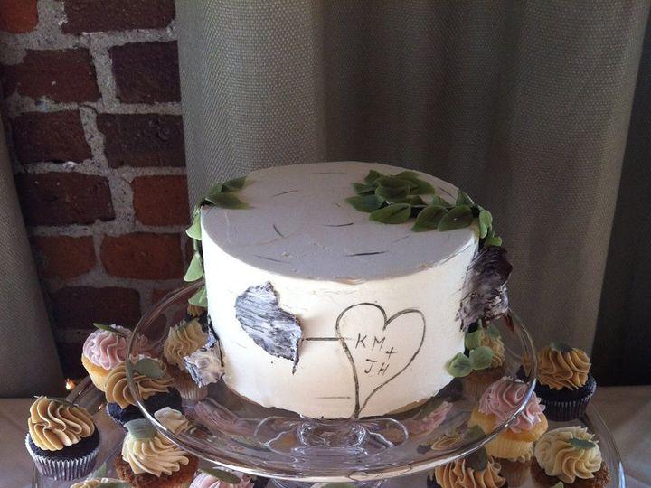 Tmx 1339171119541 IMG0154 Hillsborough, NC wedding cake
