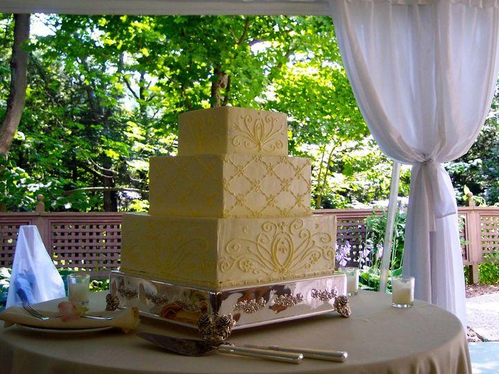 Tmx 1339171706543 1003107 Hillsborough, NC wedding cake