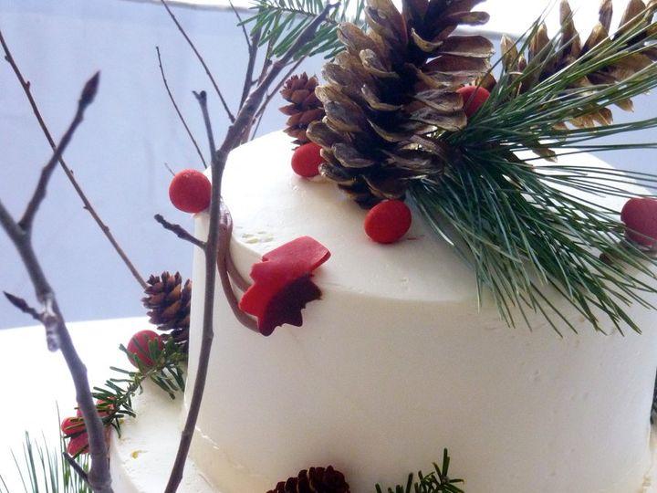 Tmx 1339171779349 P1020344 Hillsborough, NC wedding cake