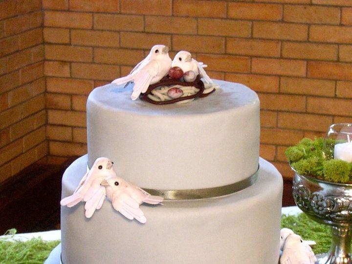 Tmx 1339172330820 DSCN8291 Hillsborough, NC wedding cake