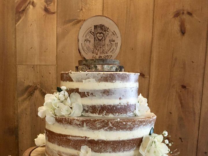 Tmx 1519161257 D73ca22b4130a172 1519161254 5b49a31472f53355 1519161251291 4 Fullsizeoutput 1a Hillsborough, NC wedding cake