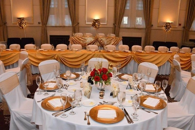 Uptown Wedding Linens & More