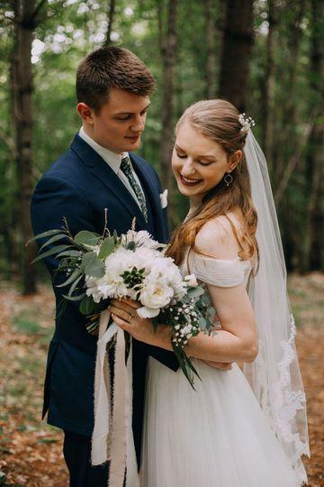 Wedding at Hemlock Springs