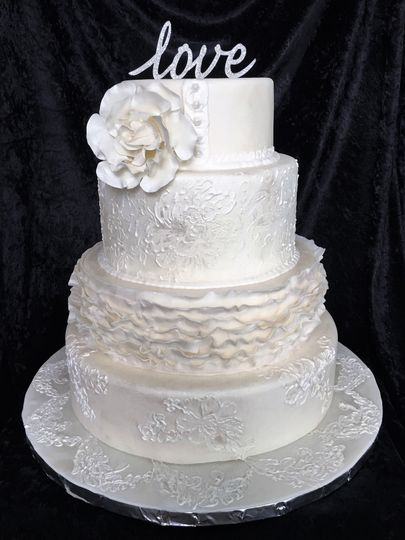 Bridal Gown Elements