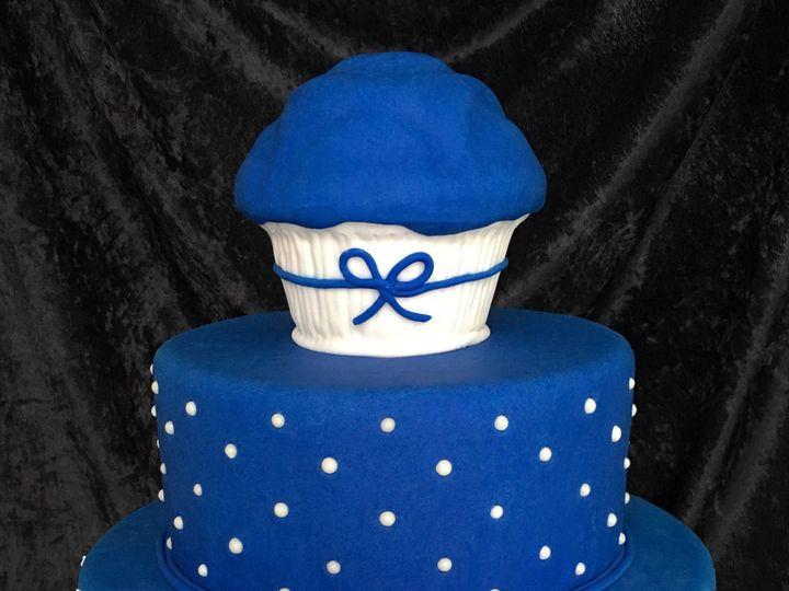 Tmx 950 Logo Cake 51 1047863 Smithfield, VA wedding cake