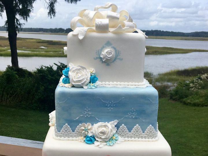Tmx 952 Stencil Wedding Cake 51 1047863 Smithfield, VA wedding cake