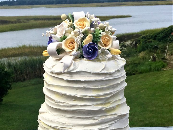 Tmx 953 Ruffle Cake 51 1047863 Smithfield, VA wedding cake