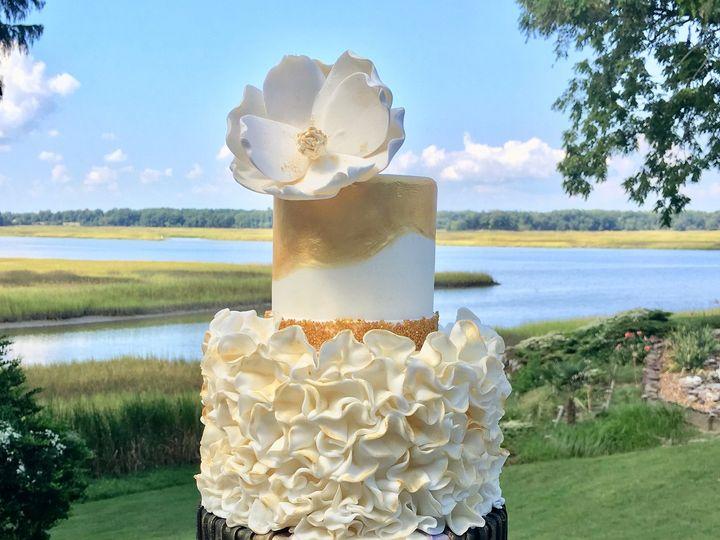 Tmx 956 Bride And Groom Cake 51 1047863 Smithfield, VA wedding cake