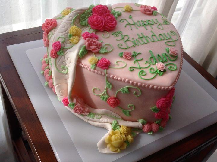 Tmx 998 Eden Front 51 1047863 Smithfield, VA wedding cake