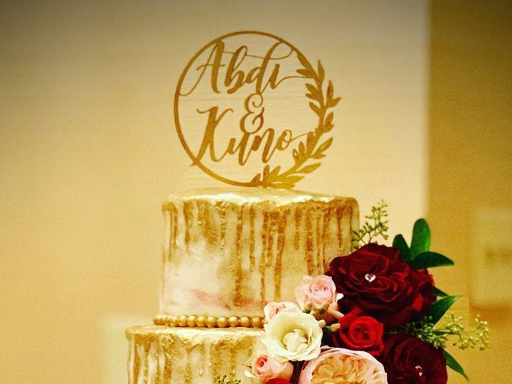 Tmx Abdi 51 1047863 157411889048108 Smithfield, VA wedding cake