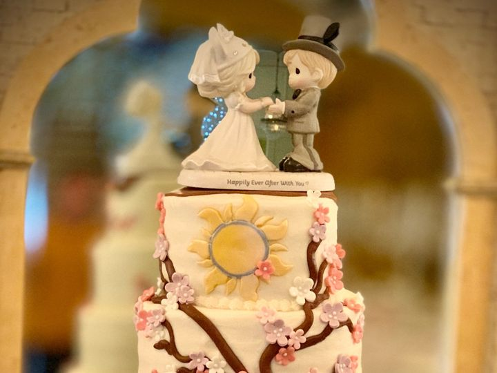 Tmx Cherry Blossom 51 1047863 157411890016254 Smithfield, VA wedding cake