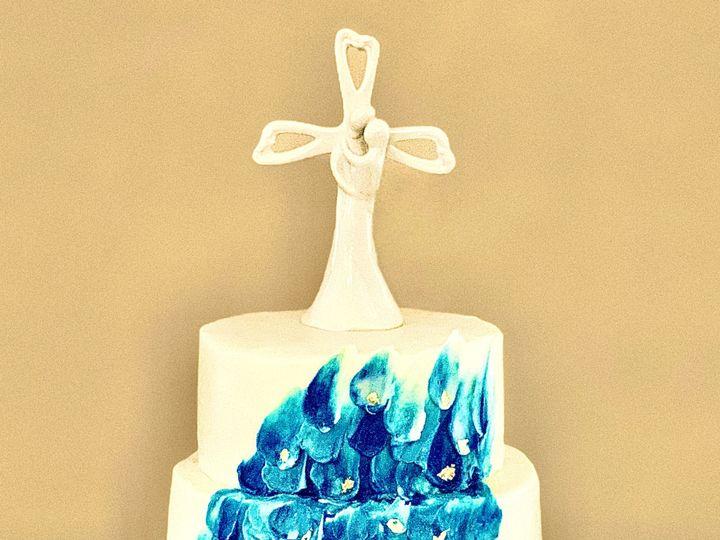 Tmx Cross 51 1047863 157411890313673 Smithfield, VA wedding cake