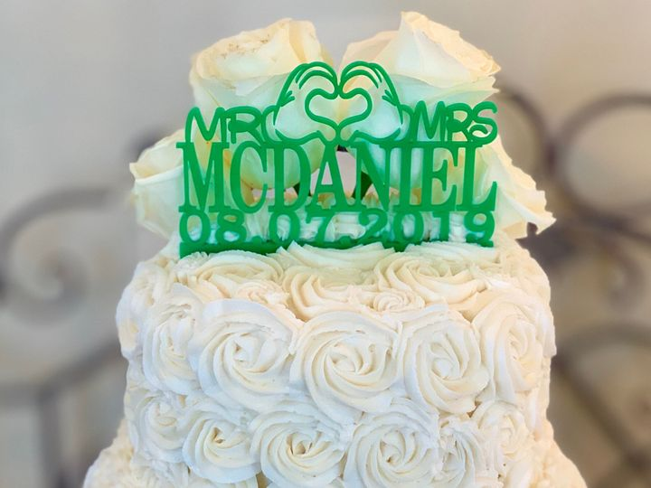 Tmx Cyrstal Pini 51 1047863 157411889753772 Smithfield, VA wedding cake