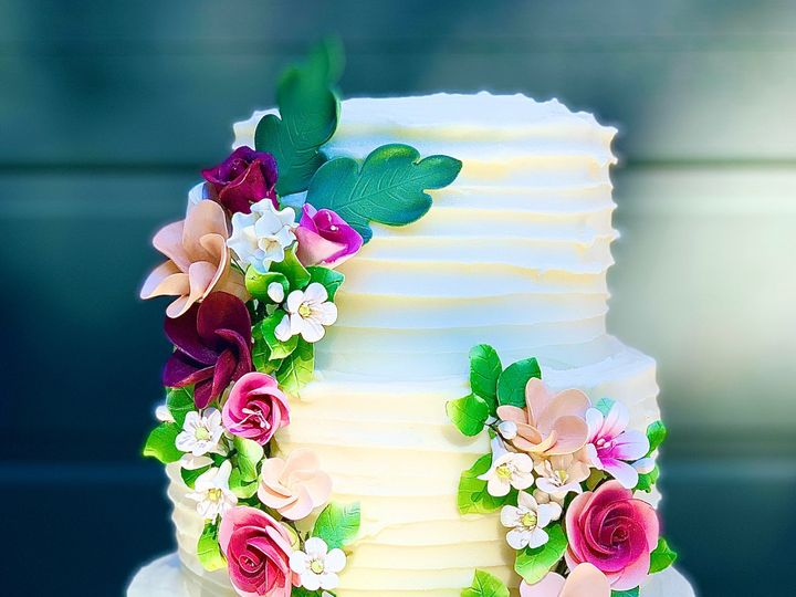 Tmx Kristin 51 1047863 157411890959643 Smithfield, VA wedding cake