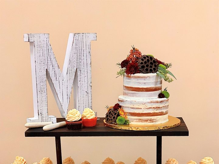 Tmx Lotus W Cupcakes 51 1047863 157411891650463 Smithfield, VA wedding cake