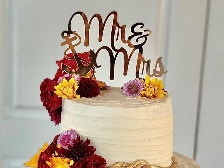 Tmx Nautical Knot 51 1047863 157411892036085 Smithfield, VA wedding cake