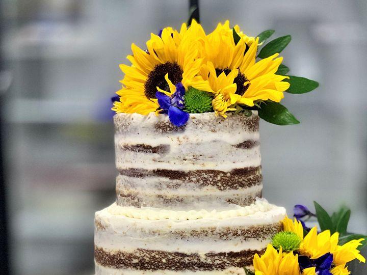 Tmx Sunflowers 51 1047863 157411892832722 Smithfield, VA wedding cake