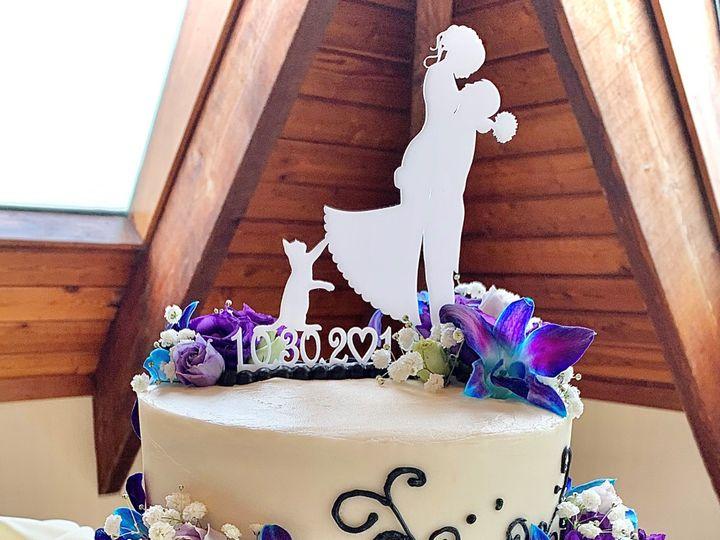 Tmx Tie Dye Orchids 51 1047863 157411892413565 Smithfield, VA wedding cake