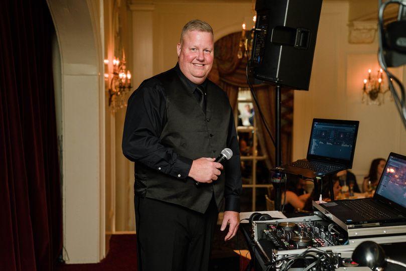 DJ Ron Ferrell