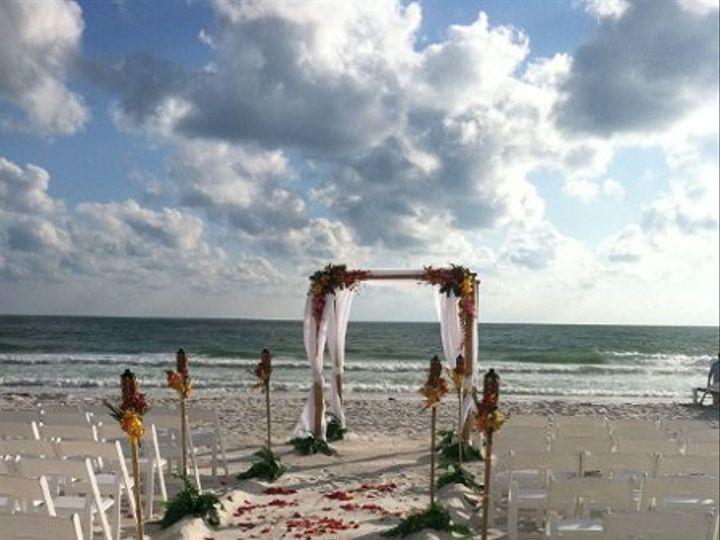 Tmx 1312030550467 5.15BeachCeremony Sarasota, FL wedding venue