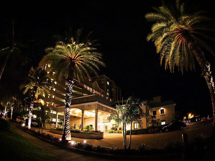 Tmx 1372797111481 Lbr Hotel At Night Sarasota, FL wedding venue