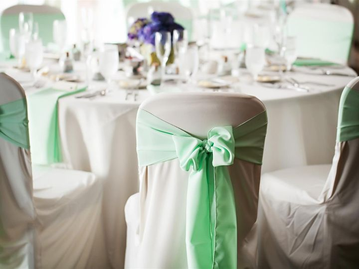 Tmx 1372797411992 Sunset Terrace Dining Table Sarasota, FL wedding venue