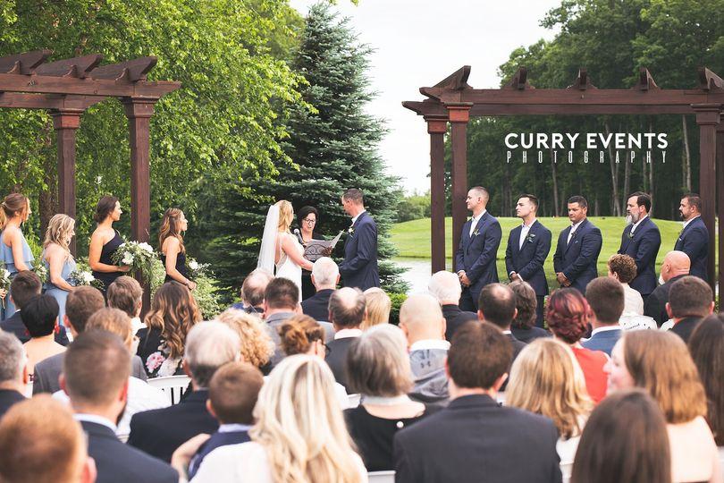 Atkinson CC - Ceremony