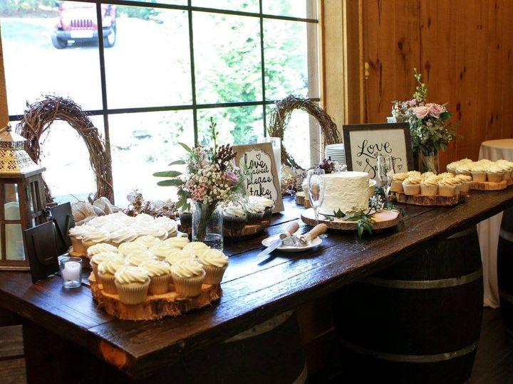 Tmx 1481826490078 Recpetion Table  Rockmart, GA wedding venue