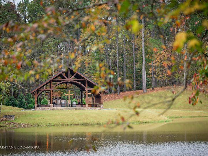 Tmx 1513305611818 Chapel Behind Trees  Rockmart, GA wedding venue