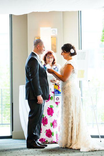 Exchanging Original Vows