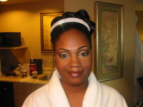 Make-up for Bride to be.