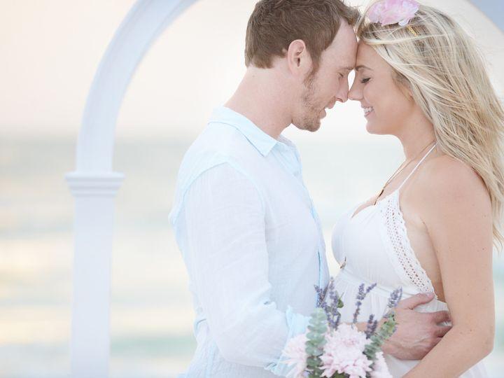 Tmx 1495810458812 Intimate Couple Portrait Sunset Sarasota, FL wedding photography
