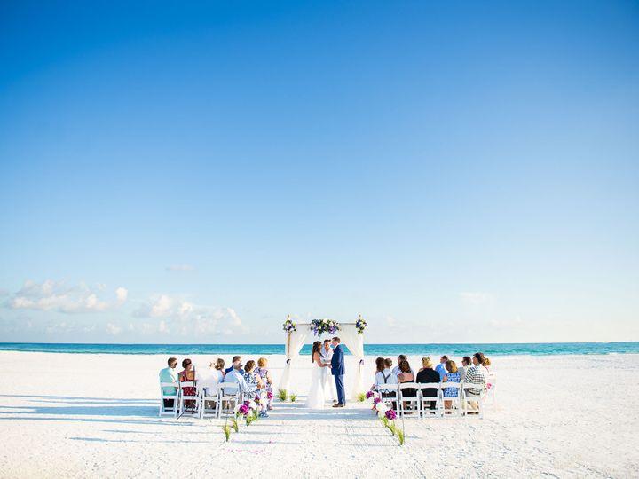 Tmx 1503066339582 Wide Angle Beach Ceremony Sarasota, FL wedding photography