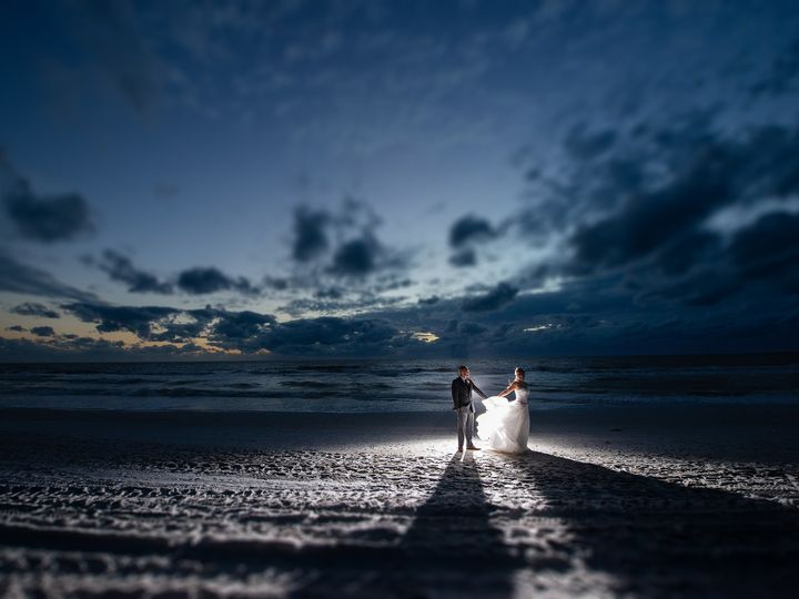 Tmx Creative Sunset Beach Portrait 51 403963 1555431452 Sarasota, FL wedding photography