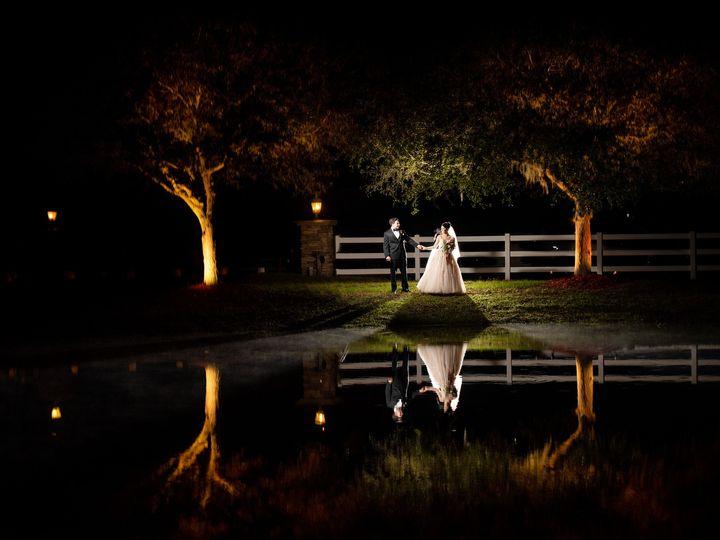 Tmx Reflective Couple Portrait Lake 51 403963 1555431463 Sarasota, FL wedding photography