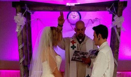 Rev. Ben's Wedding Service 3