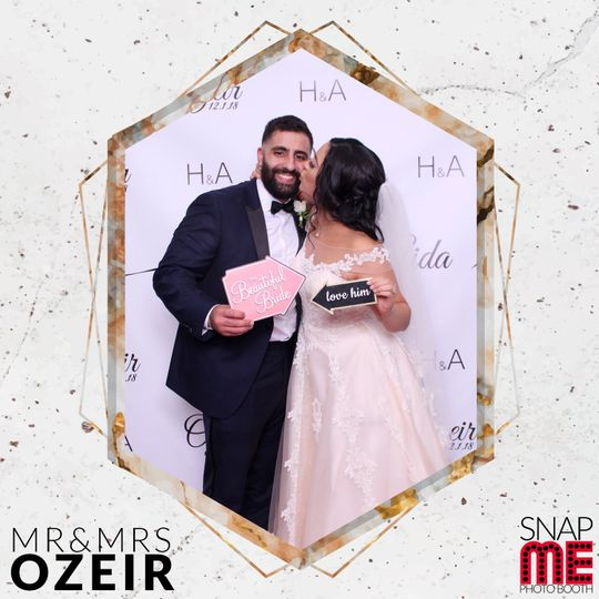 Mr & Mrs Ozeir