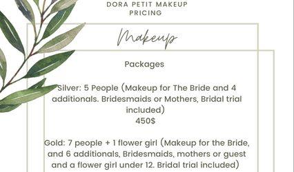 Dora Petit Makeup 2