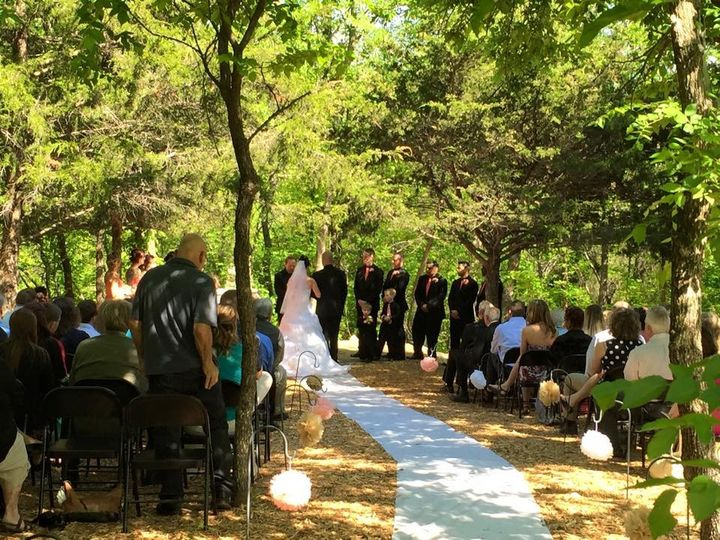 Ten Outrageous Ideas For Your Outdoor Ceremony Venues Near: Red Bud Party Barn