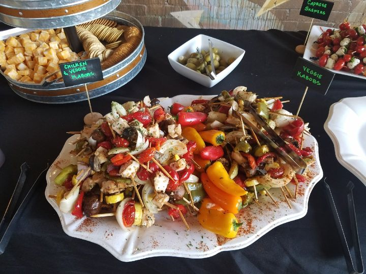Thyme 2 Cater - Catering - Kernersville, NC - WeddingWire