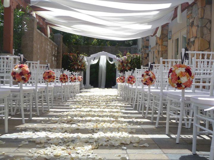 Veranda Ceremony for 100 Guest