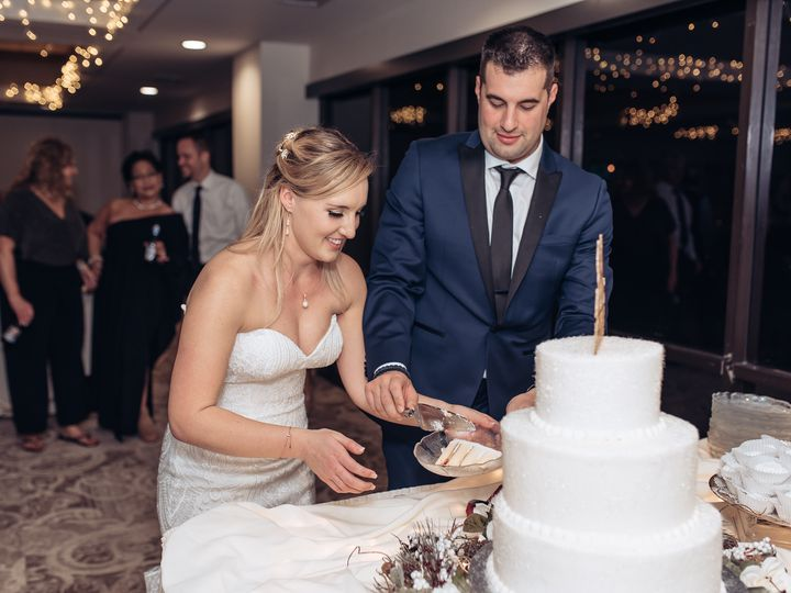 Tmx Cake Cutting 51 496963 Tarpon Springs, Florida wedding venue
