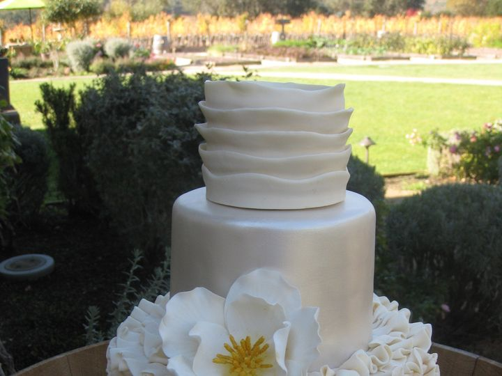 Tmx 1396207780190 Img140 Napa, California wedding cake