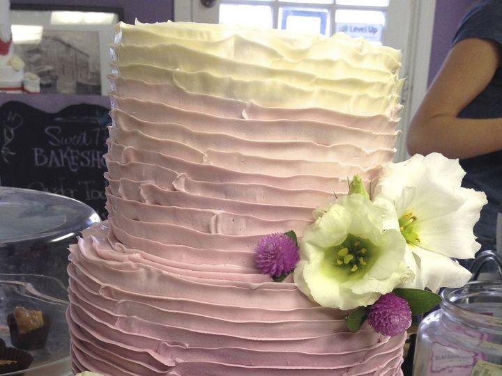 Tmx 1424030431144 Img0652 Haddonfield wedding cake