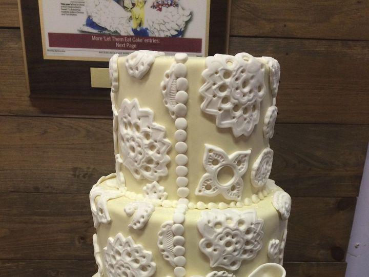 Tmx 1424030461088 Img0697 Haddonfield wedding cake