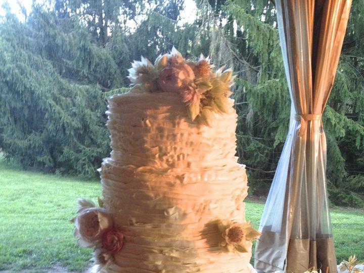 Tmx 1424030485249 Img0698 Haddonfield wedding cake