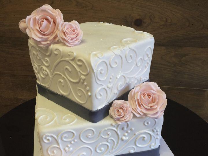 Tmx 1424030506167 Img0751 Haddonfield wedding cake