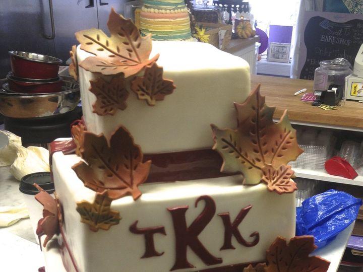 Tmx 1424030523349 Img0937 Haddonfield wedding cake