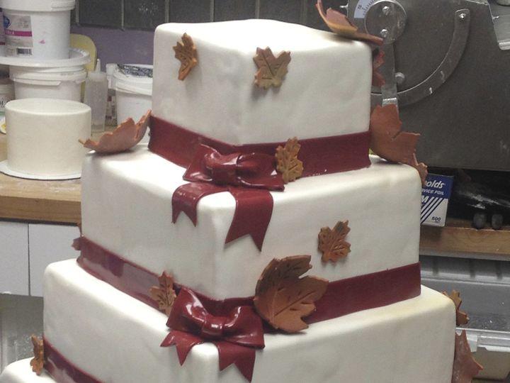 Tmx 1424030538263 Img0938 Haddonfield wedding cake